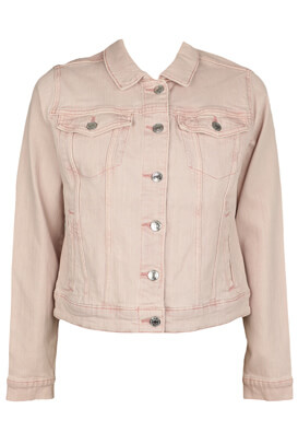 Geaca blugi Orsay Gloria Light Pink