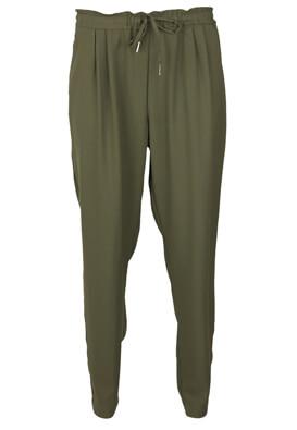 Pantaloni Kiabi Sarah Dark Green