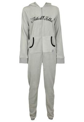 Pijama Kiabi Bunny Light Grey