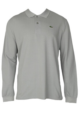 Bluza Lacoste Shel Light Grey