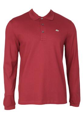Bluza Lacoste Don Dark Red