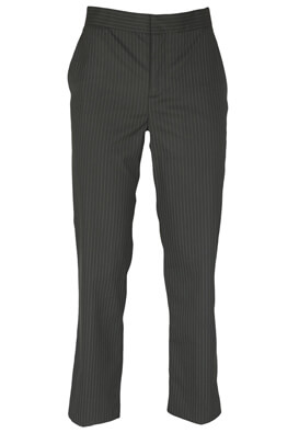 Pantaloni de stofa ZARA Sue Black