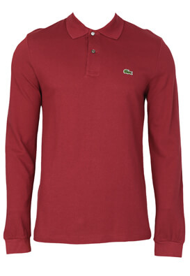 Bluza Lacoste Liam Dark Red