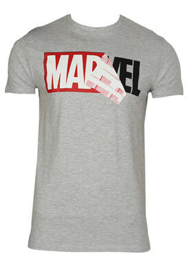 Tricou Marvel Marco Grey