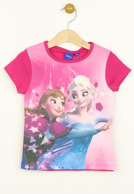 Tricou Disney Elsa Colors