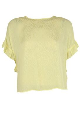 Tricou Cache Cache Victoria Yellow
