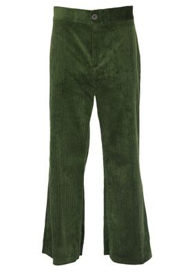 Pantaloni ZARA Rita Dark Green