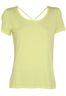 Tricou Cache Cache Christine Yellow