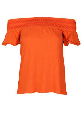 Tricou Cache Cache Roxanne Orange