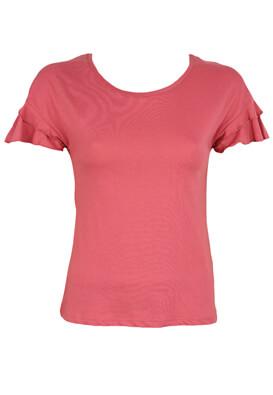 Tricou Cache Cache Nikky Dark Pink
