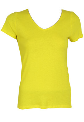 Tricou Cache Cache Laura Yellow