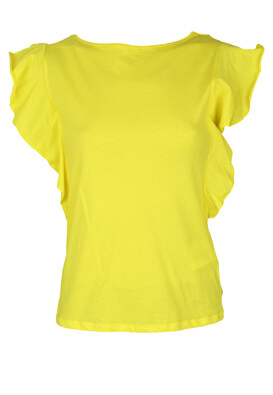 Tricou Cache Cache Carrie Yellow