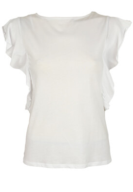 Tricou Cache Cache Summer White