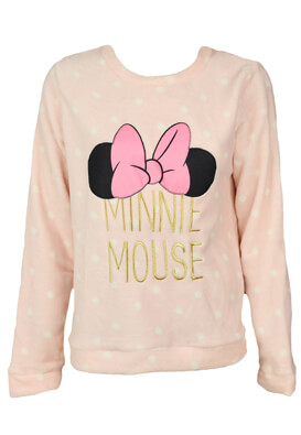 Pijama Disney Victoria Light Pink