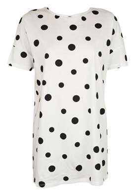 Tricou Pull and Bear Evelyn White