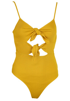 Body Pull and Bear Francesca Yellow