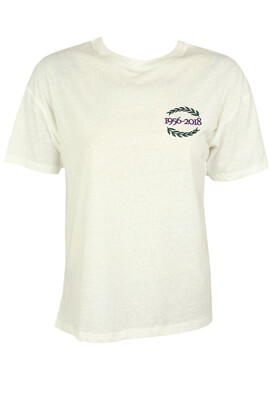 Tricou Pull and Bear Fiona White