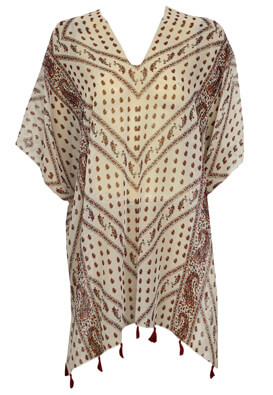 Poncho Orsay Carrie Colors