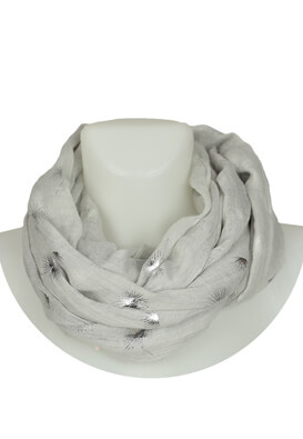 Esarfa Orsay Isabel Light Grey