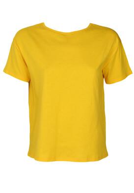 Tricou ZARA Lola Yellow