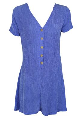 Rochie Pull and Bear Ofelia Blue