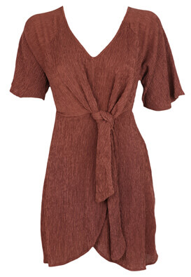 Rochie Pull and Bear Fiona Brown
