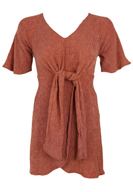 Rochie Pull and Bear Dasia Dark Pink
