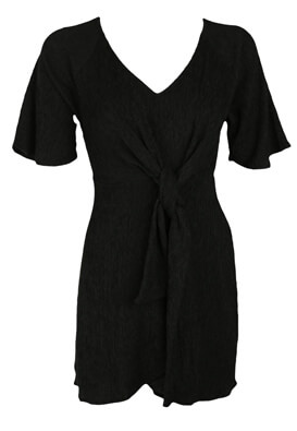 Rochie Pull and Bear Linda Black