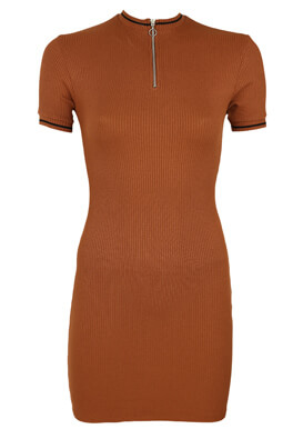 Rochie Pull and Bear Anna Brown