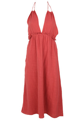 Rochie Pull and Bear Petra Dark Pink