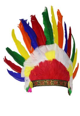 Accesoriu carnaval Kiabi Nile Colors