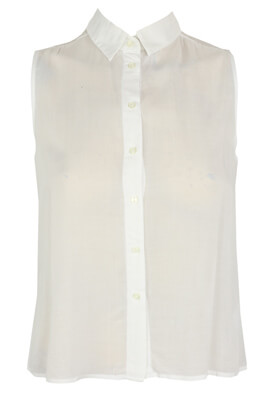 Camasa Pull and Bear Victoria White