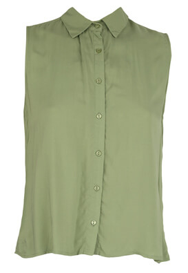 Camasa Pull and Bear Taya Dark Green