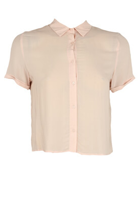 Camasa Pull and Bear Gabriella Light Pink