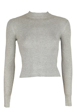 Bluza Pull and Bear Fay Grey