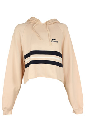 Hanorac Pull and Bear Alexandra Light Pink
