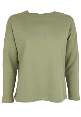 Bluza Pull and Bear Ofelia Dark Green