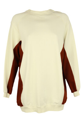 Bluza Pull and Bear Ramona Light Beige