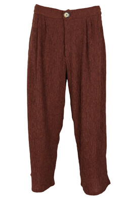 Pantaloni Pull and Bear Luna Brown