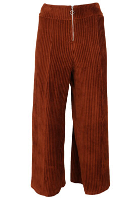 Pantaloni Pull and Bear Patricia Brown