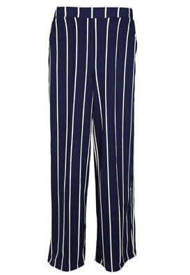 Pantaloni Pull and Bear Patricia Dark Blue