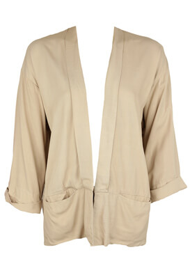 Sacou Pull and Bear Nicole Light Beige