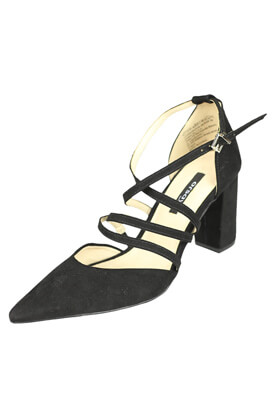 Pantofi Orsay Kitty Black