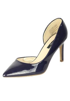 Pantofi Orsay Ashley Dark Blue