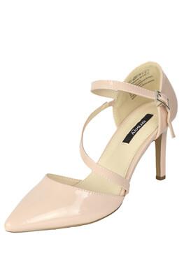 Sandale Orsay Isabel Light Pink