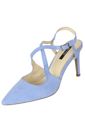 Sandale Orsay Linda Light Blue