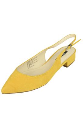 Pantofi Orsay Belinda Yellow
