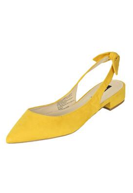 Pantofi Orsay Irene Yellow