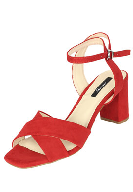 Sandale Orsay Kimberly Red
