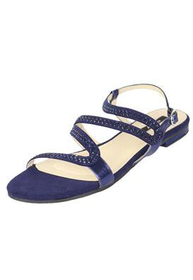Sandale Orsay Pamela Dark Blue